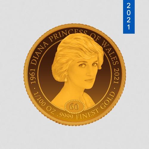 60. Geburtstag Lady Diana