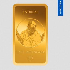 Die 12 Apostel – Andreas