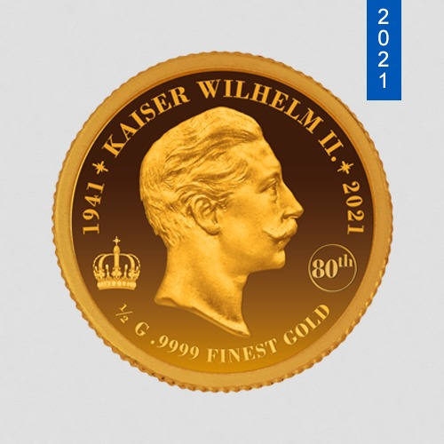 80. Todestag Kaiser Wilhelm II.