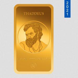 12 Apostel - Thaddeus