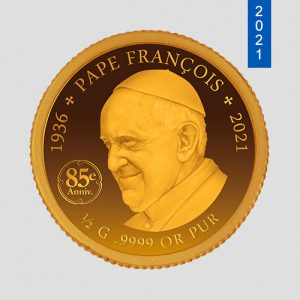 85. Geburtstag Papst Franziskus
