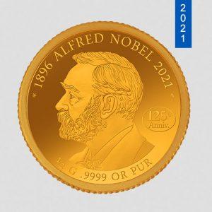 125. Todestag Alfred Nobel