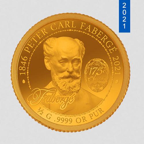 175. Todestag Peter Carl Fabergé