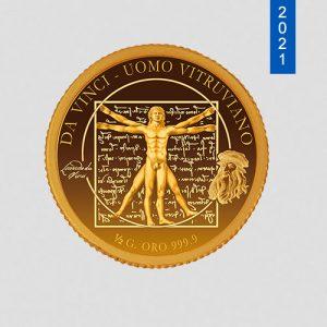 Da Vinci – Vitruvianischer Mensch